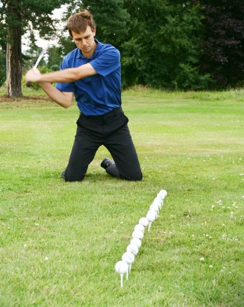 Golf Trick Shot Artist