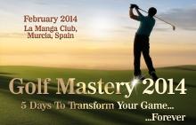 Golf School Spain 2014