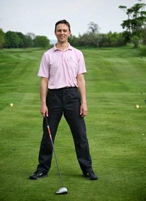 cott dixon golf coach edinburgh