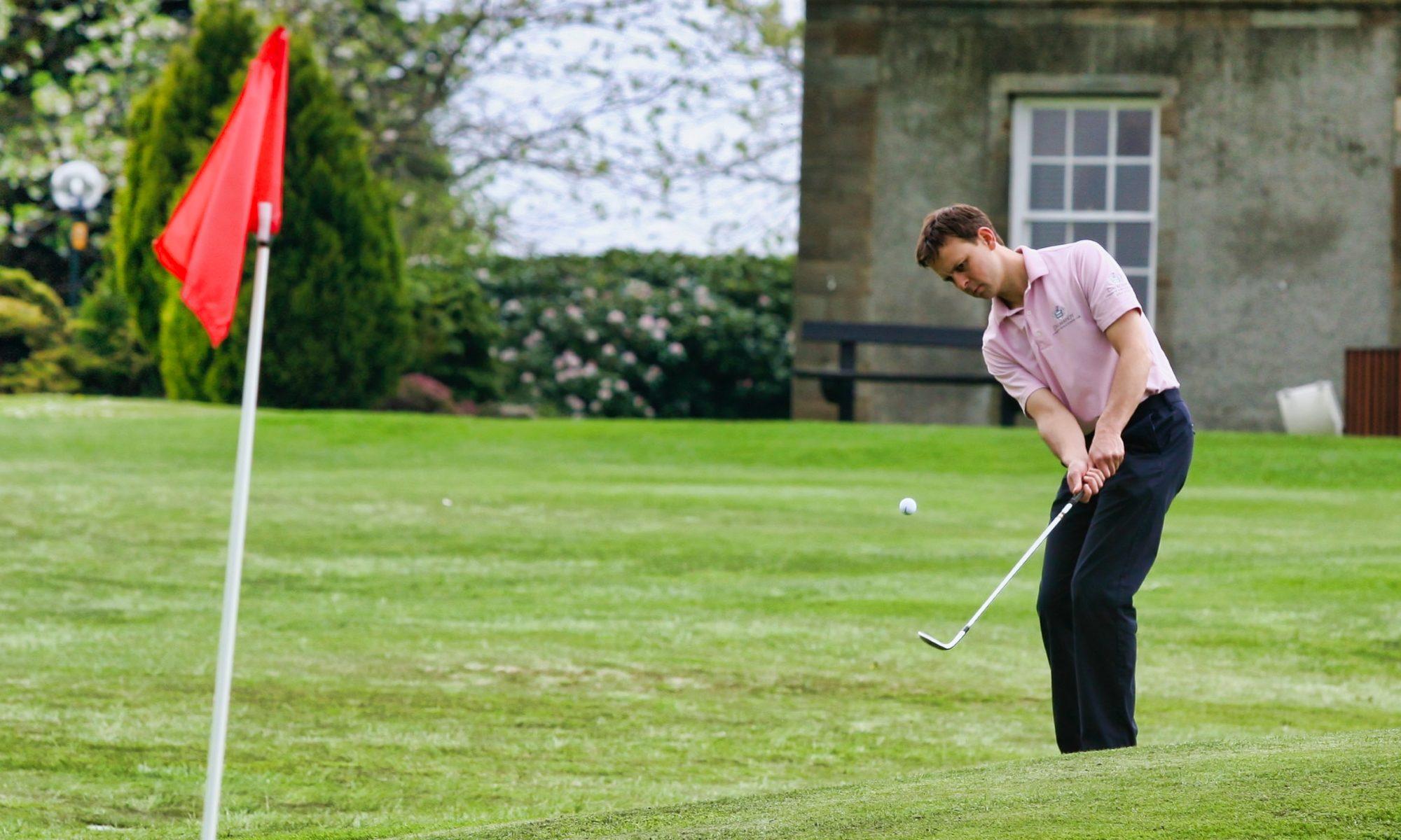 Scott Dixon Golf